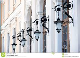 old lamps stock photography image 21578502