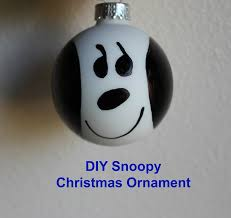 snoopy ornament diy my is a journey not a