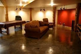 concrete basement floor ideas racetotop com