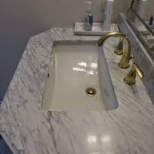 What Is The Powder Room Lisa Moves Marble Probably Not Going To Use It Again