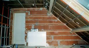 isolation phonique chambre isolation thermique pour création d une chambre au dessus d un