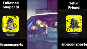 lexus brand story party in lexus rides snapchat stories bacon sports youtube