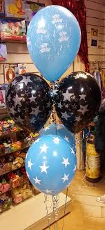 retirement balloon bouquet 11 balloons party wishes uk