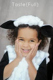Sheep Halloween Costume Diy Sheep Costumes Church U0027s Christmas Recital