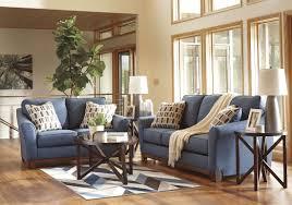 ashley living room sets ashley furniture janley livingroom set in denim local furniture