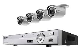Interior Home Security Cameras Home Security System With 2 Hd 1080p Security Cameras Featuring