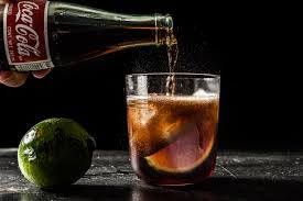 coke photography cuba libre rum and coke recipe chowhound