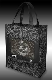 halloween pumpkin bag yew stuff pop lights pumpkin halloween trick or treat bag