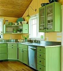 yellow and green kitchen ideas green and blue kitchen kitchen painted in farrow blue white