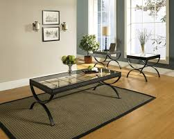 table interesting modern coffee table set silver emerson 3 piece