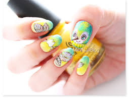 Baby Nail Art Design Baby Tooth Nail Art Nailbees