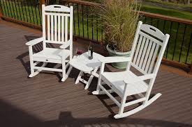Outdoor Patio Rocking Chairs Yacht Club Rocking Chair