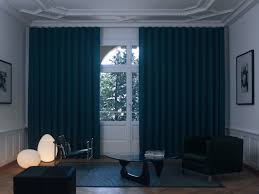 Bay Window Pole Suitable For Eyelet Curtains Styles Of Curtain And Ways To Dress Your Windows
