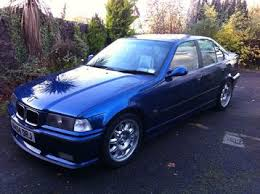 bmw e36 m3 4 door m3 e36 4 door saloon model blue dundee uk free classifieds