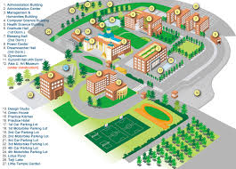 Ub North Campus Map University Of North Florida Campus Map Related Keywords