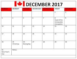 december calendar 2017 with holidays free printable images and