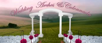 wedding archways wedding arbors archways trellis themes decor idea table