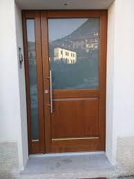 portoncini ingresso in alluminio portoncini e porte d ingresso falegnameria eccher