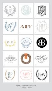 monogram designs the birmingham bride pinterest monograms
