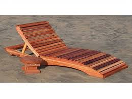 Wooden Outdoor Lounge Furniture Wood Outdoor Lounge Chairs