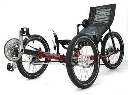 Recliner Bicycle by Greenspeed Recumbent Trikes Tandem Bike Comfort Bikes