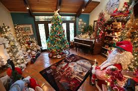 spaces a house overflowing with christmas joy san antonio