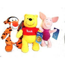 images of tigger from winnie the pooh winnie the pooh tigger piglet 3 plush doll stuffed