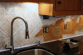 creative lovely painting ceramic tile backsplash can you paint