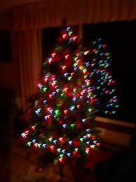 scrappy happy starfishy christmas tree season