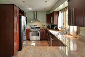 best color to paint kitchen with cherry cabinets 25 cherry wood kitchens cabinet designs ideas