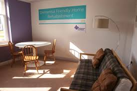 dementia friendly home unveiled at bre innovation park scottish