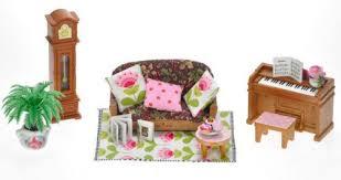 Sylvanian Families Living Room Set Sylvanian Families Deluxe - Sylvanian families luxury living room set