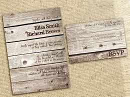 rustic wedding invitations cheap fantastic inspiration b59 about