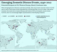 Lyme Disease Map New Study Maps Hotspots Of Human Animal Infectious Diseases And