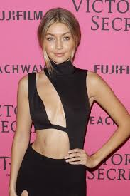 the heavenly post show hair of candice swanepoel gigi hadid and