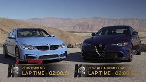 luxury bmw m3 head 2 head 2017 alfa romeo giulia quadrifoglio versus bmw m3