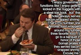 parks and recreation all of swanson s quotes about in