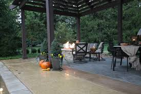 Backyard Entertaining Ideas Des Peres Outdoor Kitchen With Pool Renovation Poynter