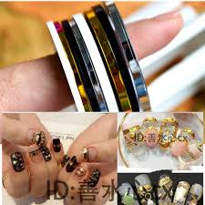 aliexpress com buy new arrive 2mm 3mm popular nail striping tape