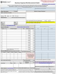 Travel Expense Report Excel by 11 Best Photos Of Free Expense Report Form Business Templates Form