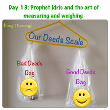 ramadhan a craft a day day 13 prophet idris u0026 the art of