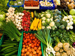 vegetable prices slip on rainfall arrival of winter the