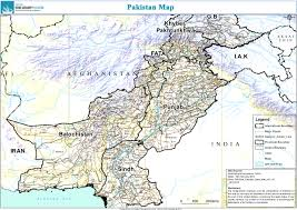 Pakistan On The Map Food Security Cluster