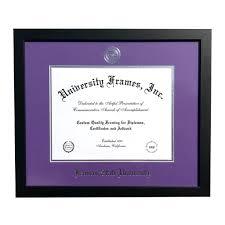frames for diplomas kansas state wildcats manhattan diploma frame 2006836 k state