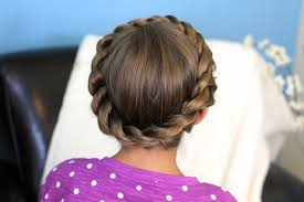 crown twist braid updo hairstyles cute girls hairstyles