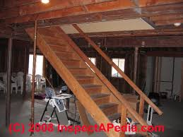 Andy Banister Basement Stairways Guide To Stair Railing Landing Construction