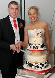 the best wedding cake ever community farmers weekly