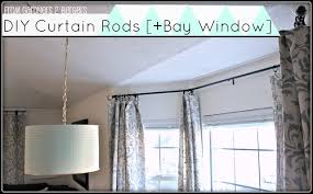 from gardners 2 bergers diy curtain rods sliding glass door