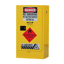 flammable liquid storage cabinet slimline flammable liquid storage cabinet seton australia