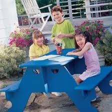 Plans For Building A Children S Picnic Table by Best 25 Kids Picnic Table Plans Ideas On Pinterest Kids Picnic